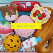 Logo Adi Laris Shop