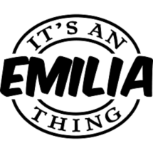 Its an Emilia Things