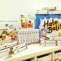 dunia baca anak