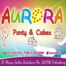 AURORA PARTY & CAKES