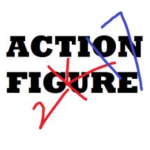 TOKO ACTION FIGURE 2K17