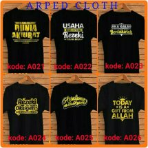 kaos distro ARPED CLOTH