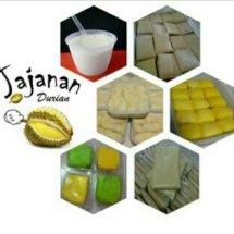 Jajanan Durian