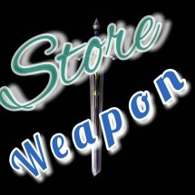 Store Weapon