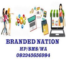 Logo branded nation