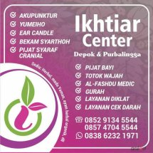 Ikhtiar Center Depok