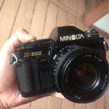 LAMA Kamera