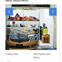 Honda Autopart Store