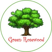 Green Rosewood