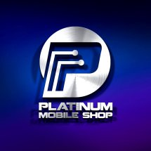 Logo Platinum Mobile Shop