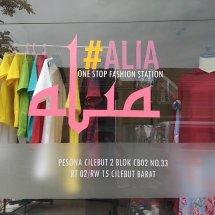 ALIA ONE STOP FASHION