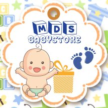 Logo MDS Baby Store