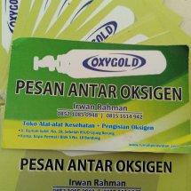 OXYGOLD OKSIGEN BANDUNG
