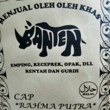 Pusat Oleh Oleh Banten