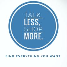 TalkLessShopMore