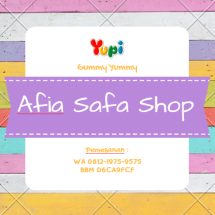Afia Safa Shop