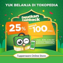 Tupperware Online Store
