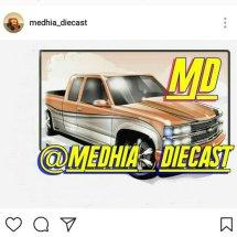 medhia diecast