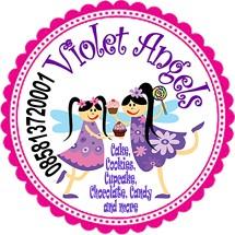 Violet Angels Kitchen