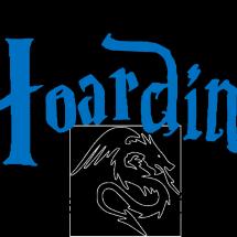 Logo Hoarding Book Store