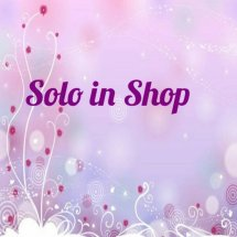 Logo Solo in Shop