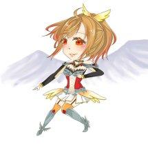 Icarus Cosplas Anime