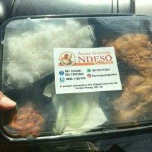 Ayam Goreng Ndeso