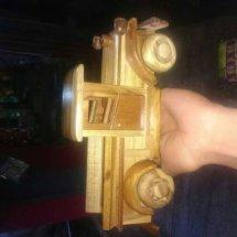 miniatur dari kayu