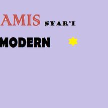 Gamis Cantik Modern