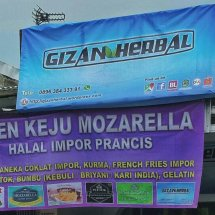 Logo Gizan Herbal