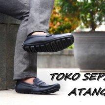 Logo Toko Sepatu Atang
