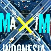 Logo Maxim Indonesia