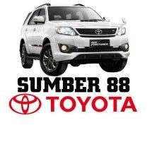 Sumber 88 Toyota