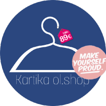 Logo kartika ol.shop