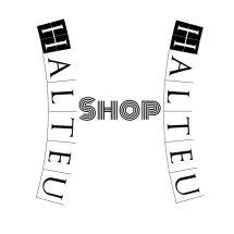 Logo halteu shop