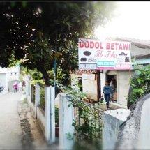Dodol Betawi Hb. Toha
