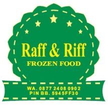 Raff & Riff Frozen Food