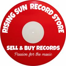 Logo RISING SUN RECORD STORE