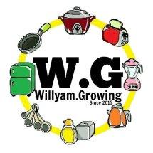 Logo Willyam.growing