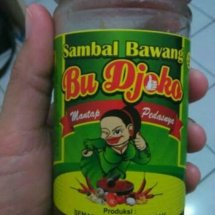 Sambel bawang Bu Djoko