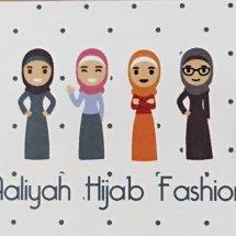 Aaliyah hijab fashion