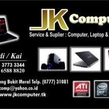 Logo JK comp