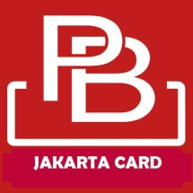 Logo PB CARD JAKARTA