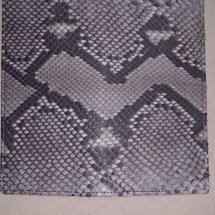 Fendy Exotic Leather