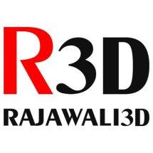 Logo Rajawali 3D