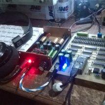 100MHz Elektronik