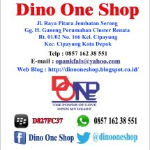 Logo Dino One Shop