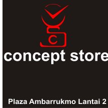 Logo CONCEPT STORE AMPLAZ