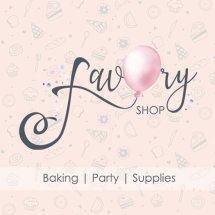 Logo Favory Shop