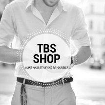 TBS Shop Logo